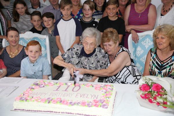 Oldest living Queenslander officially a Supercentenarian