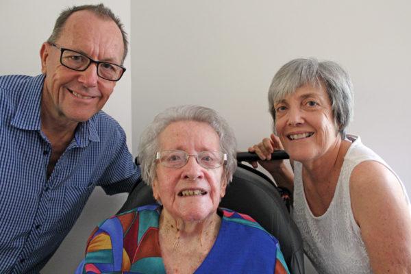 Muriel celebrates 100 years in Brisbane