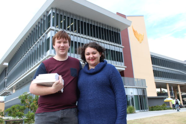 Teens working towards career dreams
