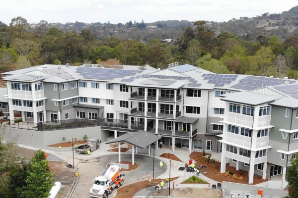 Exciting new era for Carinity aged care