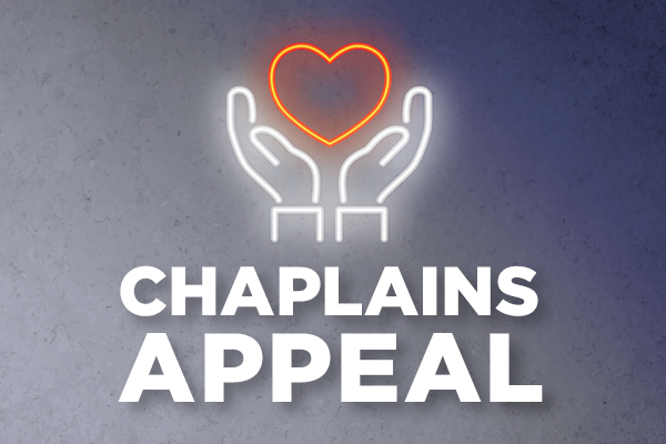 Chaplains Appeal