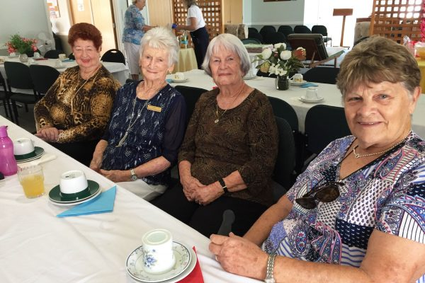 Friends of Kepnock Grove helping seniors for 25 years