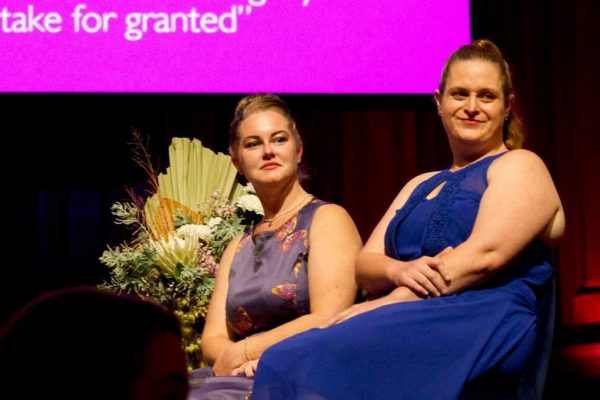 Carinity school shares vision for empowering women