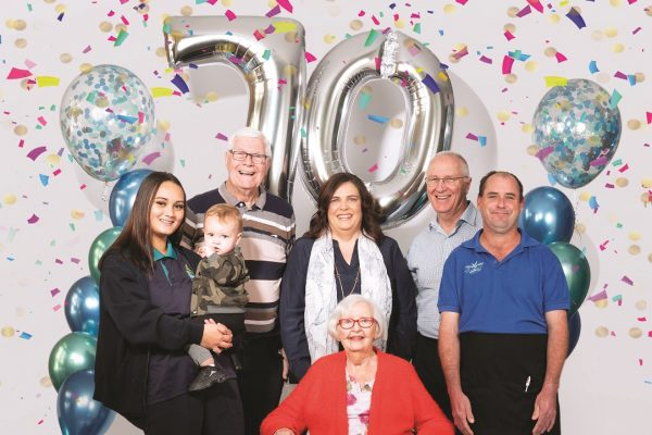 70 years of Carinity – a special photo opportunity!