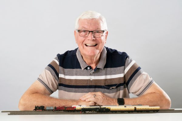 Queensland Seniors Week: Darryl looks back on his interesting life