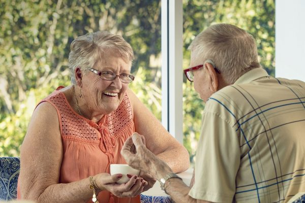 Model residents star in new aged care campaign