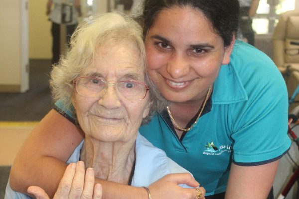 Former school teacher chalks up 100 years