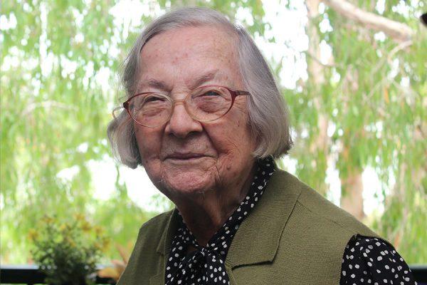 Dutch dame reflects on 100 wonderful years