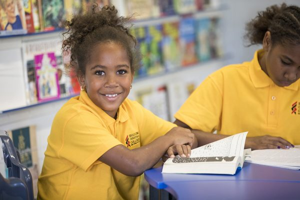 School flourishing after being saved from closure