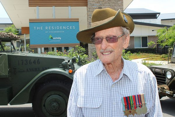 Former prisoner of war to salute mates on ANZAC Day