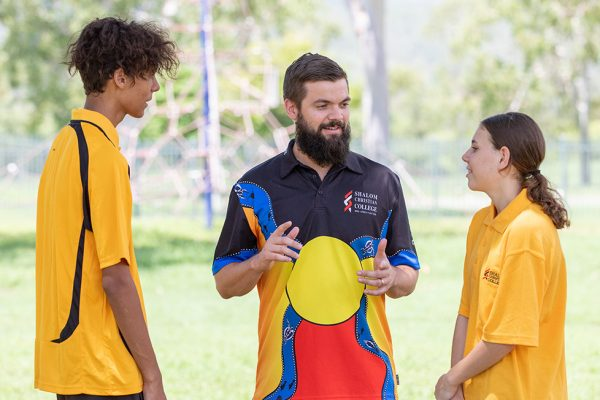 Chaplain starting a new chapter in Townsville