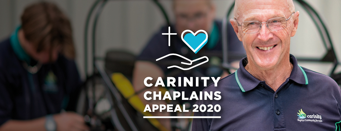 Carinity Chaplains Appeal