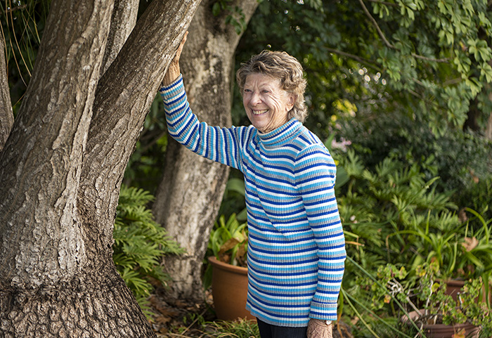 Kay Clements enjoys the lifestyle at the Carinity Brownesholme retirement village