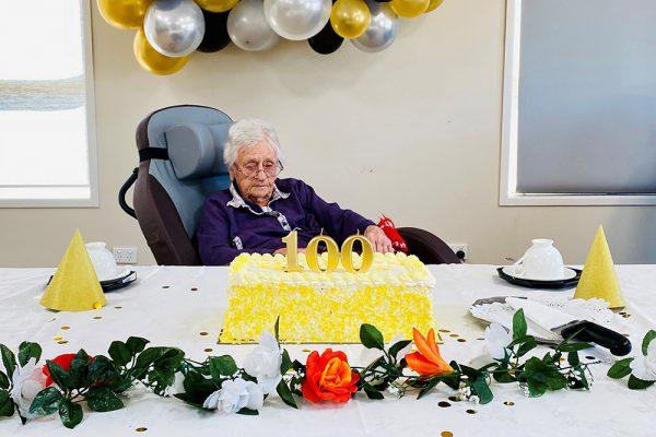 Mavis celebrates a massive milestone