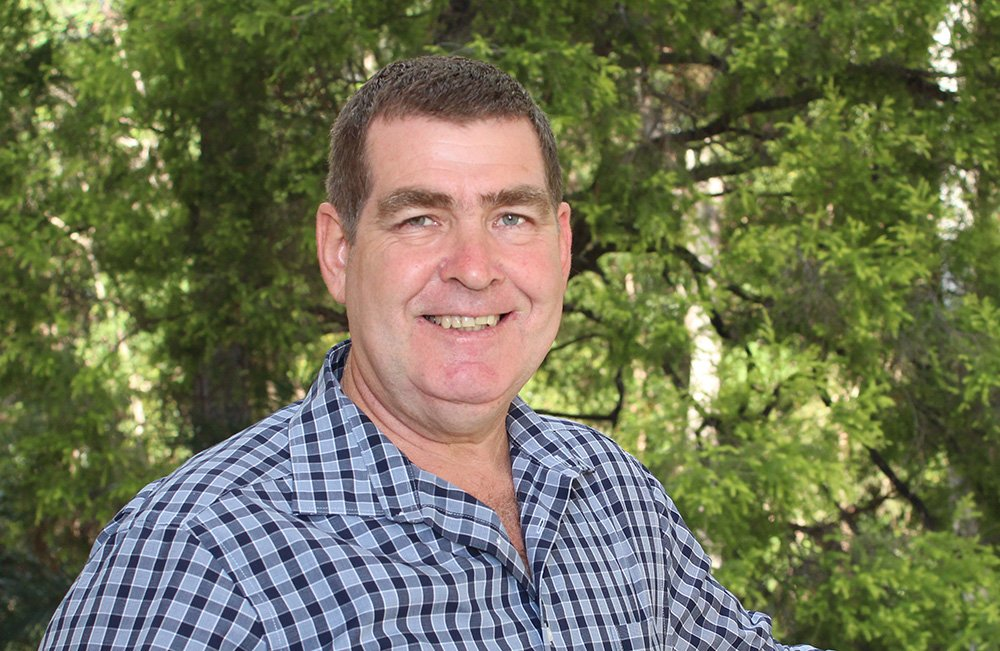 Greg Murphy is the Chaplaincy Coordinator - Hospitals & Aged Care for Carinity.