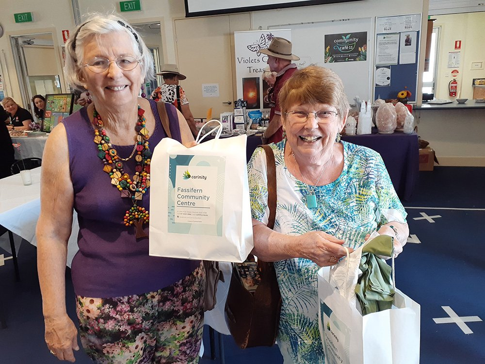 The Fassifern Mental Health and Wellness Expo attracted visitors from as far away as Sunshine Coast.