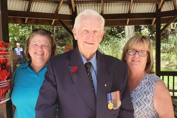 Special Remembrance Day tribute for Sunshine Coast icon