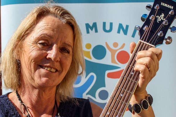 Music helping Yeppoon locals overcome adversity