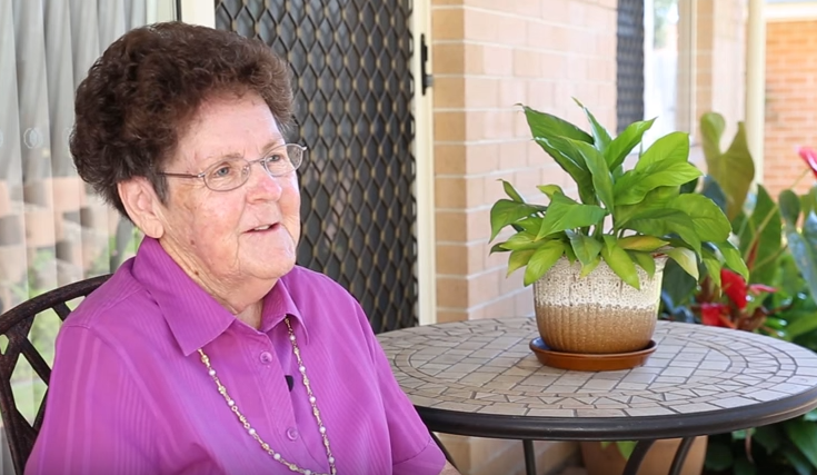 Carinity Orana staff are continuing the legacy of the late Audrey Thompson, the first manager of the youth accommodation in Bald Hills.