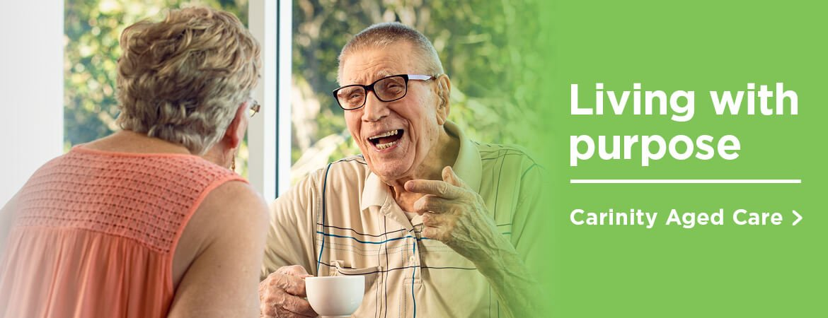 Living with purpose. Meaningful ageing.