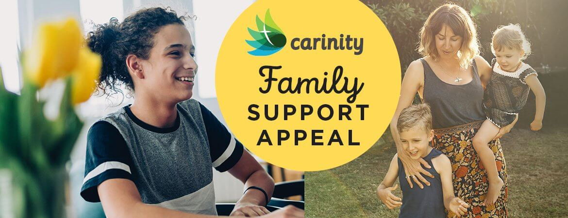 The Carinity Family Support Appeal